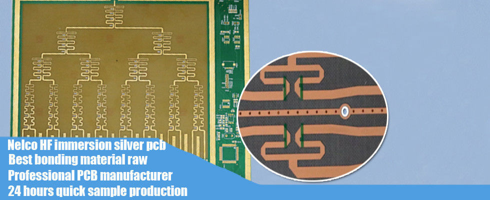 China best Rogers PCB on sales