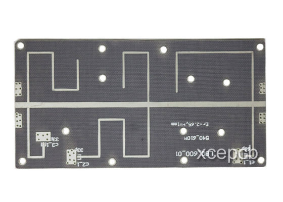 China OEM Printed Circuit Board PCB Manufacturing Process 4 Layer 1.2mm Board Thickness Supplier