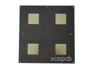 China 4 Layer Quick Turn HF PCB High Speed Printed Circuit Board Manufacturing Service Supplier