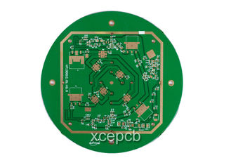 China Round FR4 Double Side PCB Navigator Circuit Boards With OEM / ODM Design Service Supplier
