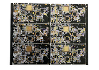 China Rigid High TG Multilayer PCB Fabrication 14 Layer Boards With 3 Mil Line Width and Space Supplier