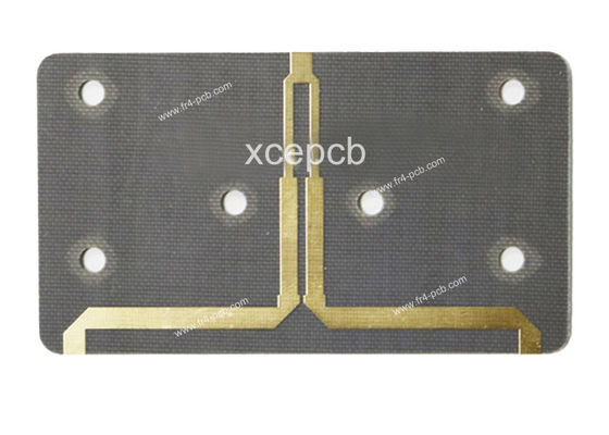 China RT5880 High Frequency Rogers PCB With TK 0.254 / 0.508 / 0.762mm DK 2.2 Supplier