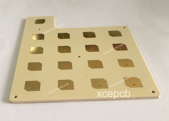 China Rogers 3003 Prototype Circuit Board With 0.127mm Thickness ER 3 Supplier