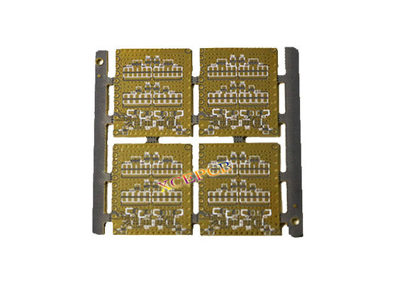 China Rogers 5880 0.254 mm Circuit Board Fabrication With Whole Side Immersion Gold Supplier