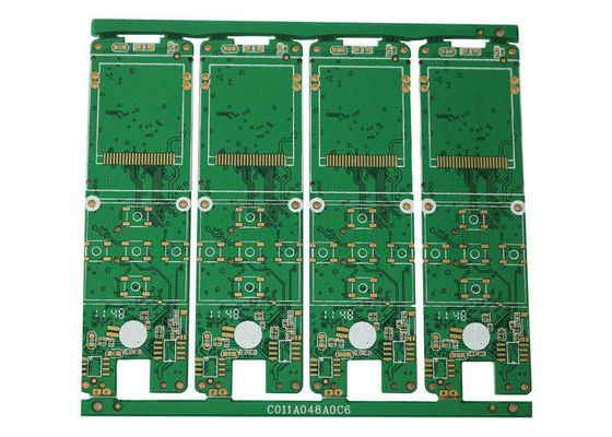 China Fr4 Multilayer  pcb With 4 Mil 1 oz  1.527 mm Thinckness Board Supplier