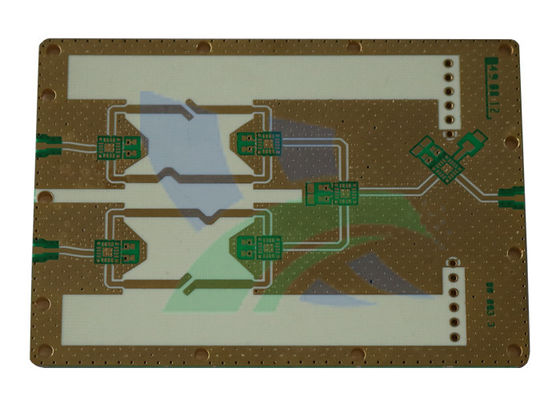 China 4 Layer Rogers Ro 3000 Automotive Radar Pcb With Low Z-axis CTE (24 ppm/C) Supplier