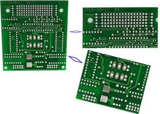 China Double Side PCB HASL-LF Finished Surface Quick Turn PCB Board Supplier