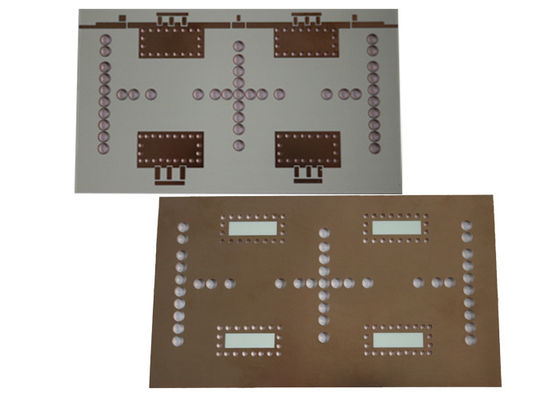 China 6006 High Frequency PCB RF Microwave Rogers Low DK Low Loss Supplier