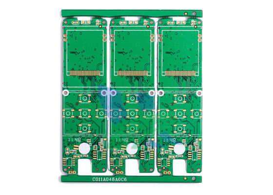 China FR4 High TG PCB Board Fabrication Double Sided KB / SHENGYI Material Raw Supplier