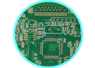 China FR-4 94V-0 Lead Free Rigid  ENIG Double Sided PCB Circuit Board Supplier