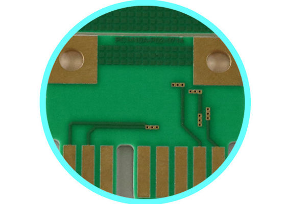 China High Frequency RF Hybrids Fr4 Pcb Board In Wireless Telecomunication Transceiver Supplier