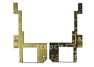 China High Frequency Electronic Pcb Board , Taconic Series Pcb Control Board 1.6mm Thickness Supplier