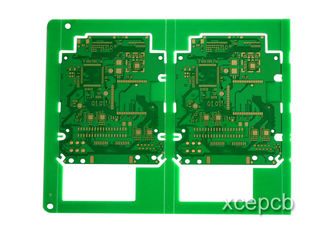 China Antenna / Radio Frequency RF PCB HF Double Side PCB Circuit Board Supplier