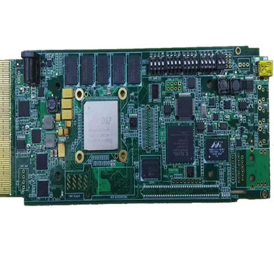 China FR4 Custom 2 Layer SMT PCBA Board , Circuit Board Assembly Services OEM / ODM Supplier