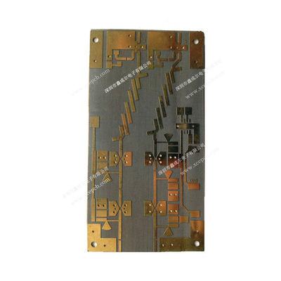 China RF / Microwave High Frequency Proper Electrical PCB Board 4 Layer PTFE-Based Materials Supplier