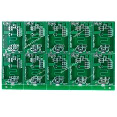 China 5.8G Induction PCB High Frequency Board 1.6MM Radio Board Linear Transponder Supplier