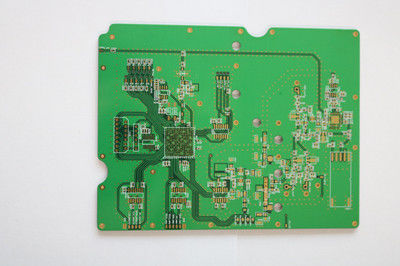 China Electrical 6 Layer FR4 PCB Printed Circuit Board for Equipments Impedance Control Supplier