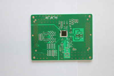 China 2 Layers Rigid Copper PCB for Switch , Electronics Component FM Modulator Circuit Supplier