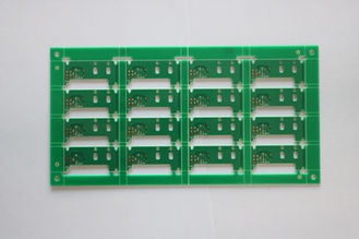 China 10 Layer FR4 PCB Circuit Board With 3/3 Line Width And Space Circuit Board Supplier