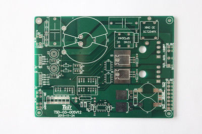 China FR4 High TG PCB Board Multilayer PCB EMS Electronic Metal Detector PCB Board Supplier