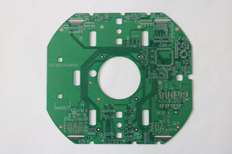 China Custom MultilayerPCB Prototype Board Fr-4 Music Player PCB Circuit Board Supplier