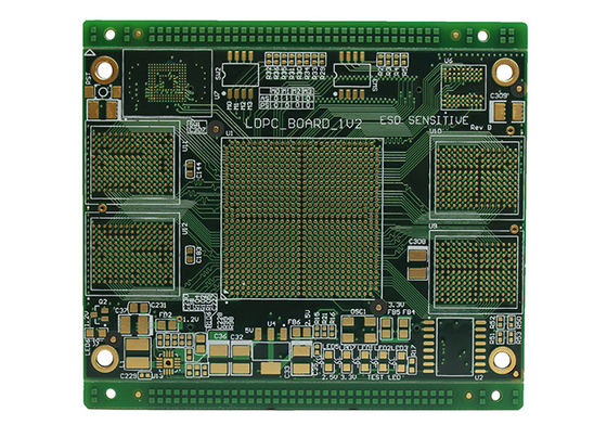 China Impedance Control 1oz copper pcb , UL RoHS Custom Printed Circuit Board Supplier