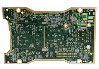 China Single Panel Green Color TG170 Multilayer PCB Board ENIG Surface Treatment Supplier