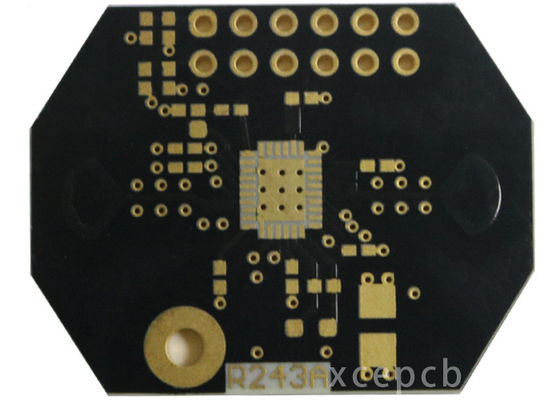 China Immersion Gold Multilayer PCB Circuit Board Micro Via Holes Battery Protection Circuit Supplier