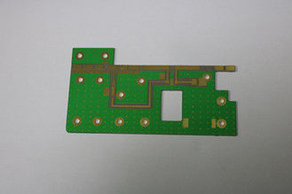 China ENIG Surface 2 Layer Treatment Rogers PCB With Rogers 4350 Board Supplier