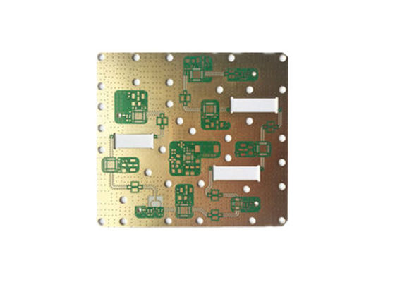 China RF Automotive Radar Applications Rogers 3003 0.127MM Circuit Board Supplier