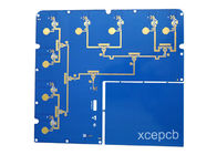 China High Frequency Custom Taconic PCB Circuit Board for Satellite Communication Field company