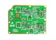 Good Quality 4 Layer FR4 PCB HF Radio Frequency RF PCB Printed Circuit Bare Board High Performance Suppliers