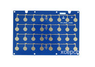 Good Quality Blue Solder Mask Taconic PCB Printed Circuit Board Manufacturing For Driverless System Suppliers