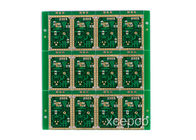 Good Quality High Sensitivity 5.8GHZ High Frequency PCB for Sensor Module Parts 2 Layer PCB Suppliers