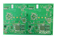 Good Quality Mini Pad 4 Layer Multilayer Pcb Manufacturing Proces Circuit Board With Impedance Control Suppliers