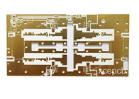 Good Quality 13×5 cm HF PCB Rogers 6010 For Automotive Equipment Antennas / RFID System Suppliers