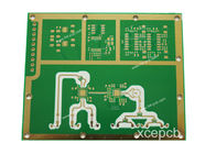 Good Quality Microwave Plasma Rogers High Frequency PCB Used In Measurement Equipment Suppliers