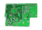Good Quality Lightweight 94v0 PCB Board Green Mask Rogers 5880 0.254mm 0.2mm Hole Size Suppliers