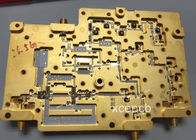 China Taconic TLY-8 26.5G PCB Board Fabrication Whole Face Immersion Gold Providers