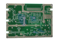 Good Quality Half Hole HDI Fr4 pcb circuit board Immersion Silver Surface Rogers Suppliers