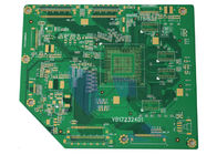 Good Quality High TG Immersion Gold  RF Double Side Pcb For Satellite Transmiter Suppliers
