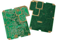 China Multilayer Rogers PCB , Gold Plate Custom Printed Circuit Board Long Lifespan company