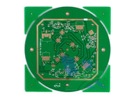 China High Thermal Conductivity Kingboard FR4 8 Layer High TG PCB Circuit Board 1.2mm company