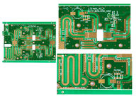 Good Quality Rogers And FR4 Mixed 4 layer pcb Board With ENIG Finished Surface In 0.79mm Suppliers