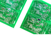 Good Quality High 170 TG double sided pcb , FR4 Mixed Rogers Satellite Radio PCB 0.8 mm Suppliers