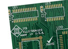 China Epoxy Glass Fibre FR4 custom - made pcb Single Sided Copper Clad Prototype PCB company