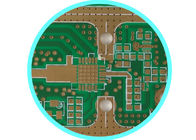 China 4 Layer Hybird High Power RF Microwave PWB printed circuit board pcb For Radio Telescope company