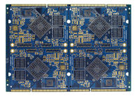 Good Quality FR4 Electronics Air Conditioner Part PCB Multilayer Board Blue Soldermask Suppliers