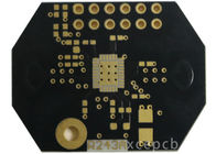 China Immersion Gold Multilayer PCB Circuit Board Micro Via Holes Battery Protection Circuit company