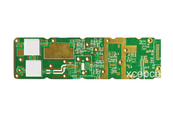 1 2 Density Board ~ Professional enig layer fr high tg pcb density